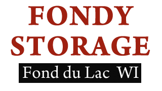 Fondy Storage Units Fond du Lac WI